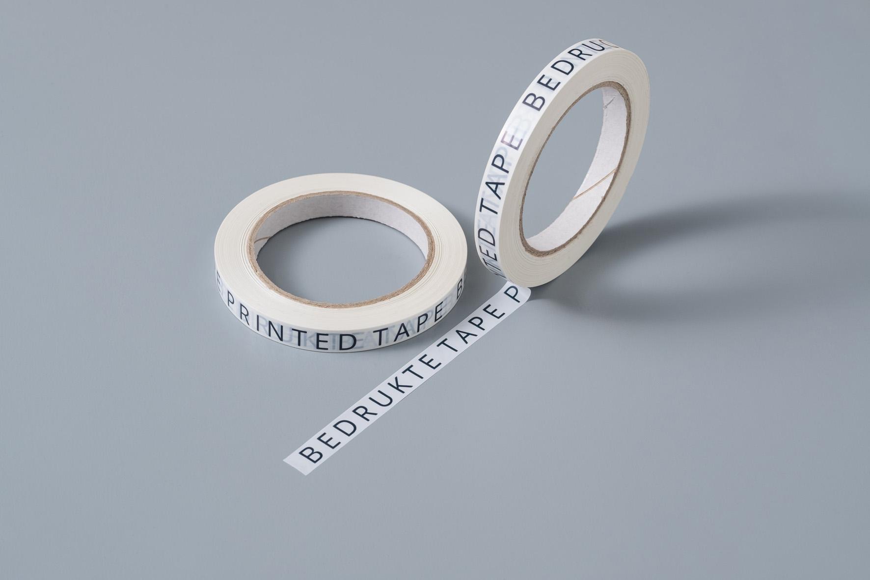 Bedrukte tape 12mm